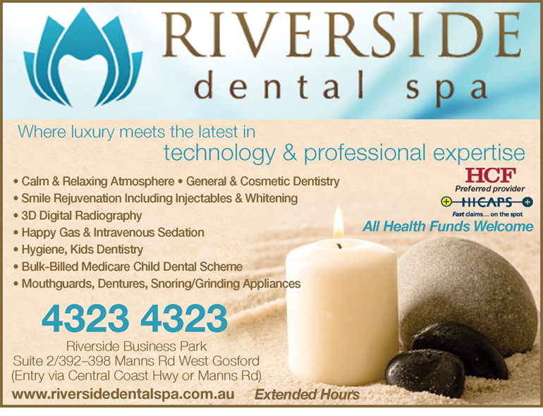 Riverside Dental Spa - Gold Coast Dentists
