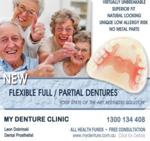 My Denture Clinic Bondi - Gold Coast Dentists